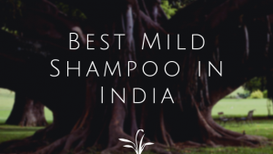 20 Best Mild Shampoo for Hair Fall Problems in India