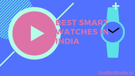 11 Best Smartwatch in India under 5000