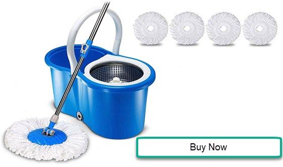 Hugo Bucket Magic Spin