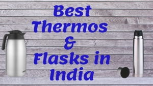 14 Best Thermos & Flasks in India 2019