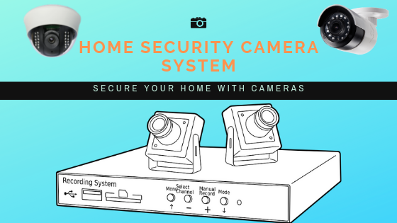 20+ Best CCTV Camera for Home in India 2020