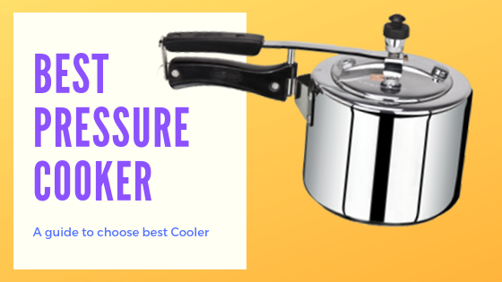 20 Best Pressure Cookers in India 2020
