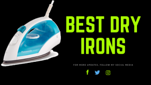 Read more about the article 15 Best Dry Iron in India 2021