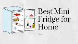 9 Best Mini Fridge (Refrigerator) for Home & Office in India 2021