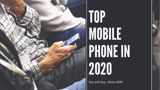 14 Best Smart Phone to Buy in India 2020