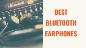 25 Best Bluetooth Earphones in India 2020