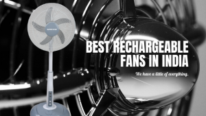 10 Best Rechargeable Fan in India 2021