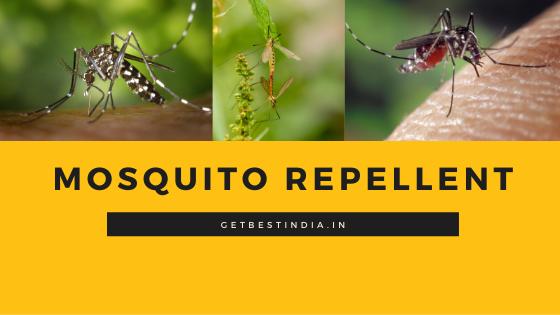 15 Best Mosquito Repellent in India 2020