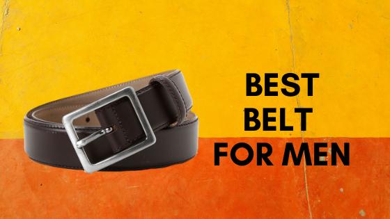 20 Best Belt Brands for Men in India 2020