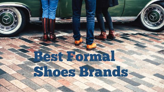 21 Best Formal Shoes Brands in India 2020