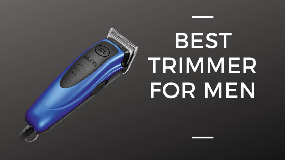 15 Best Trimmer for Men in India 2020