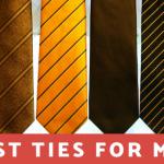 25 Best Tie Brands for Men in India 2021