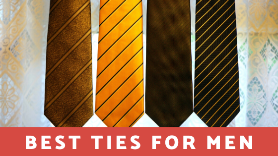 15 Best Ties Brands for Men in India 2020