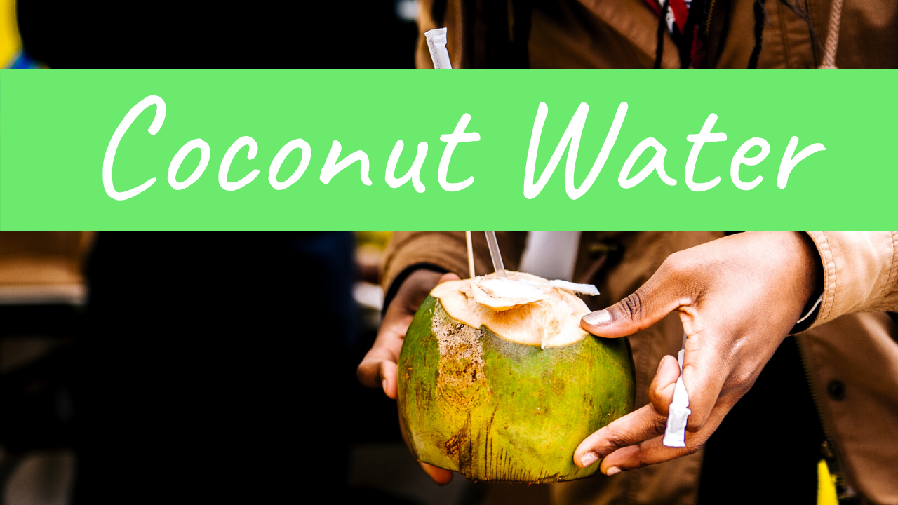 15 Best Coconut Water in India 2020