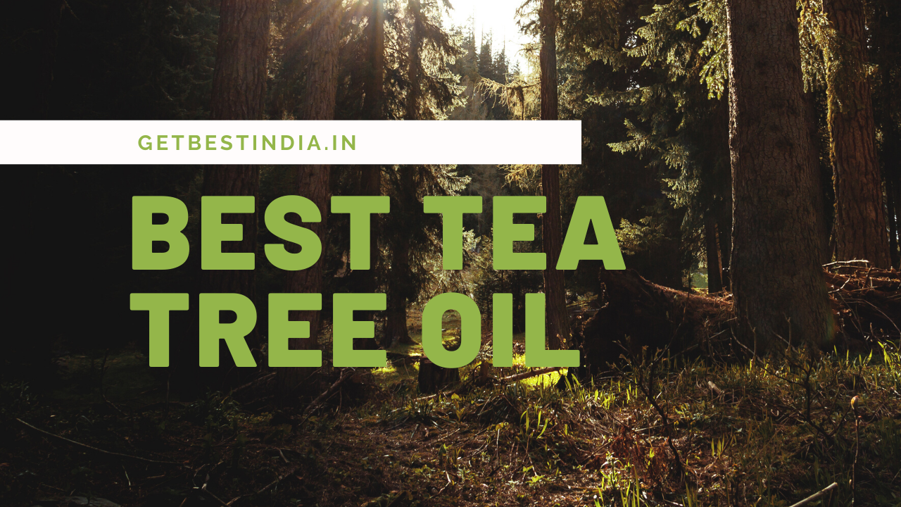 20 Best Tea Tree Oil for Hair and Skin in India 2020