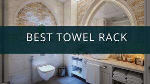 20 Best Towel Rack for Bathroom in India 2021