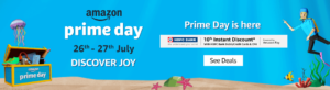 Amazon Prime Day Offers Deals 26th-27th July 2021: Up To 70% Off